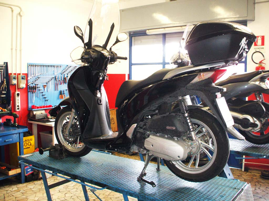 Dbs Moto | L'officina